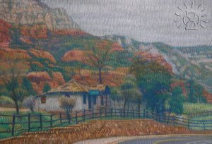 LandscapeSedonaHouseRoadside